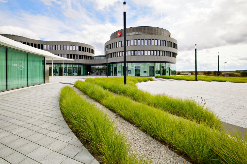 A visit to the Leica Headquarters in Wetzlar (Germany).