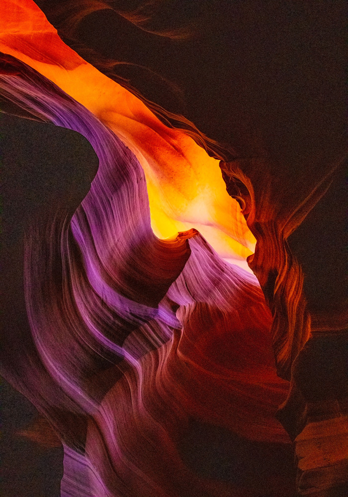 Colors Of Upper Antelope