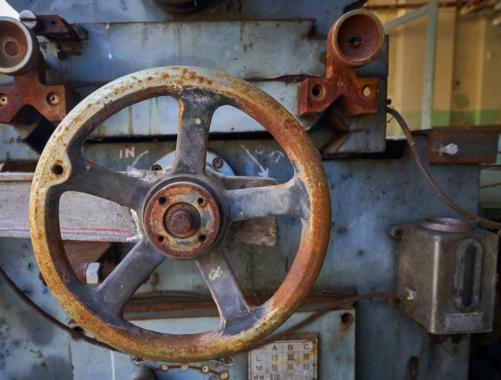 Wheels, lots of wheels