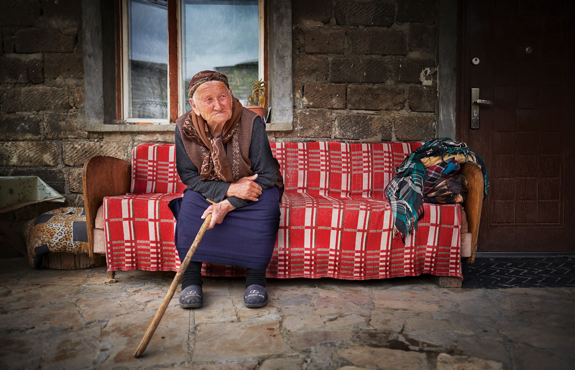 Village Elder, Areni, Armenia. Fujifilm X-Pro2, 16mm, f1.4 @ 1/4400 second, ISO 200.