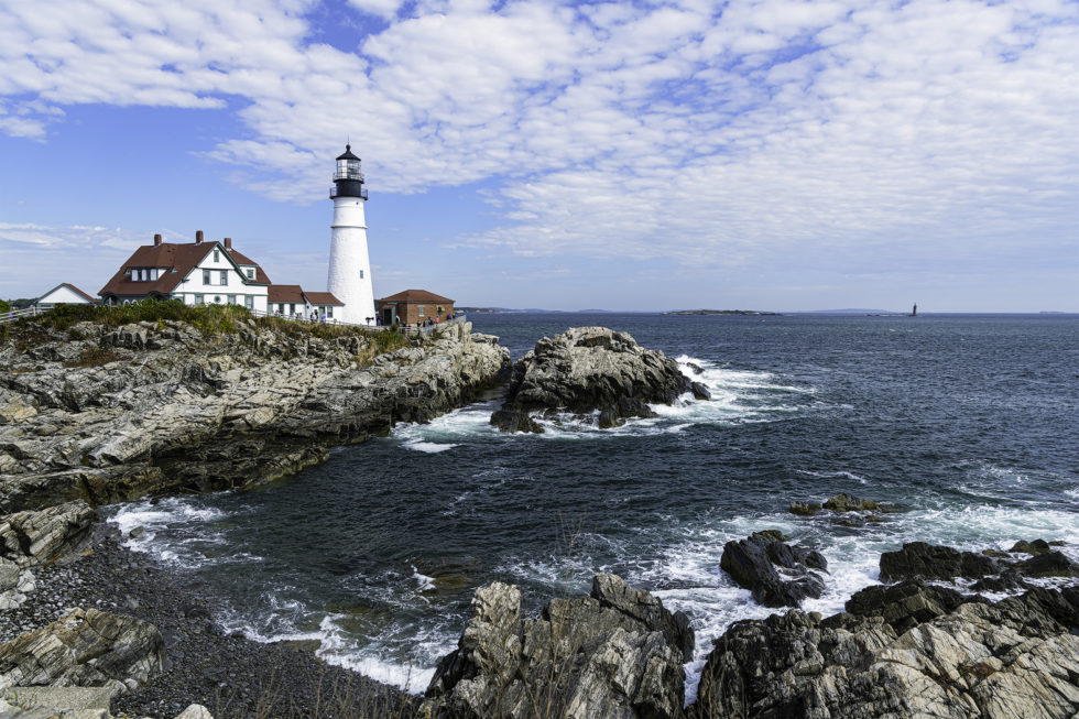 Portland Head Light – Cape Elizabeth, Maine