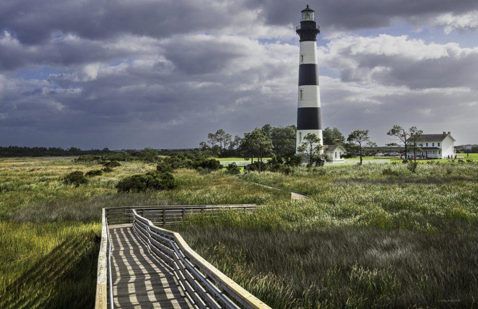 Bodie Island Lighthouse, Cape Hatteras National Seashore