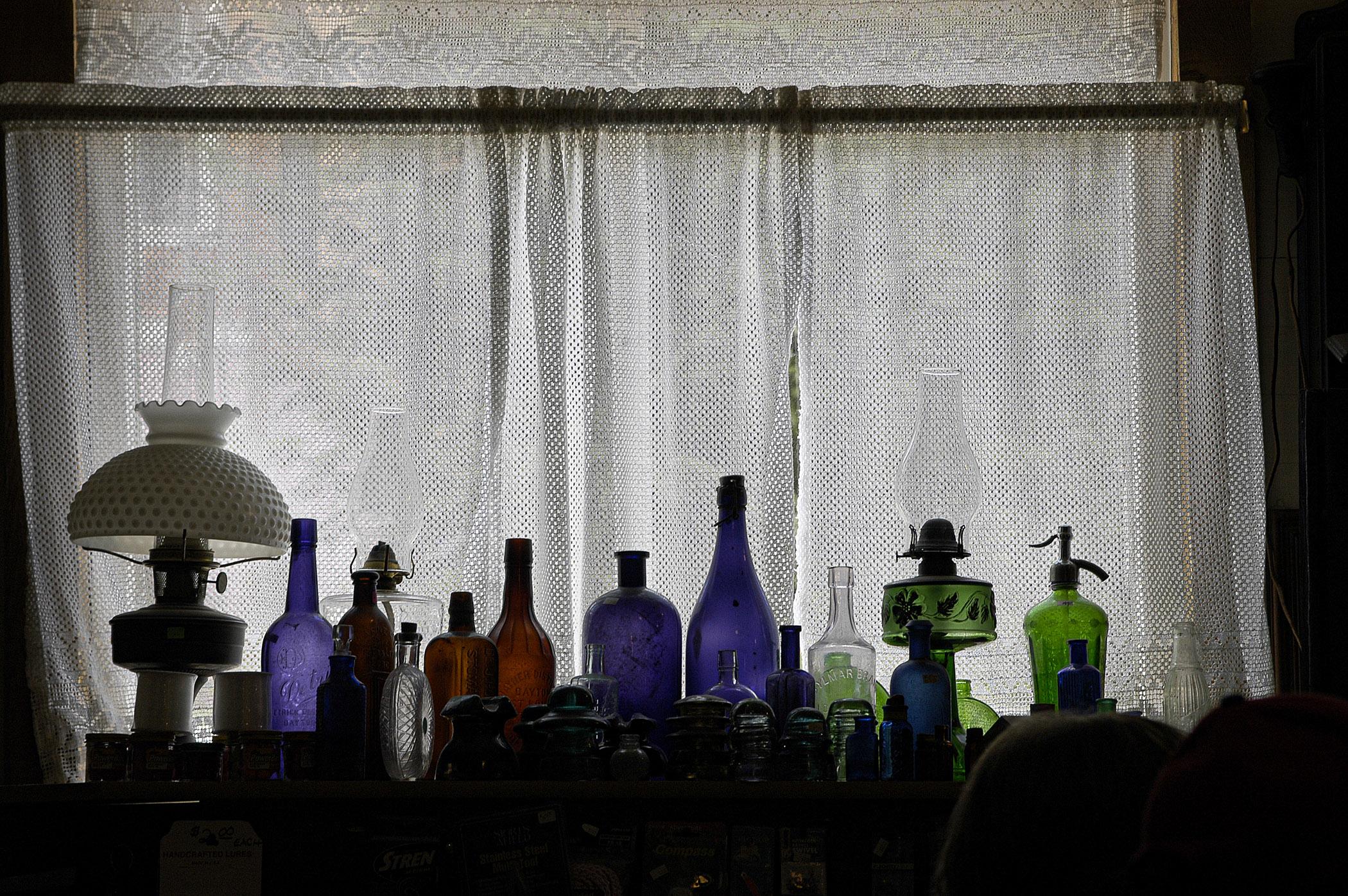 Bottles-Along-the-Window