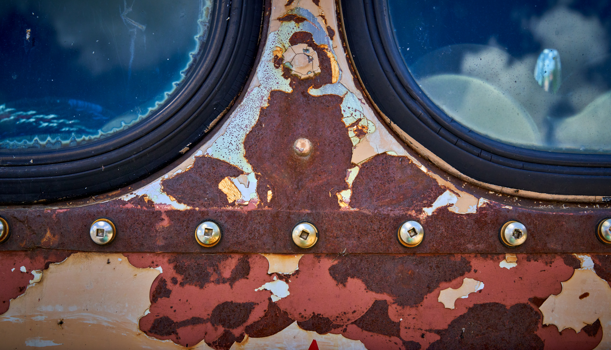 Abstract of the Palouse bus
