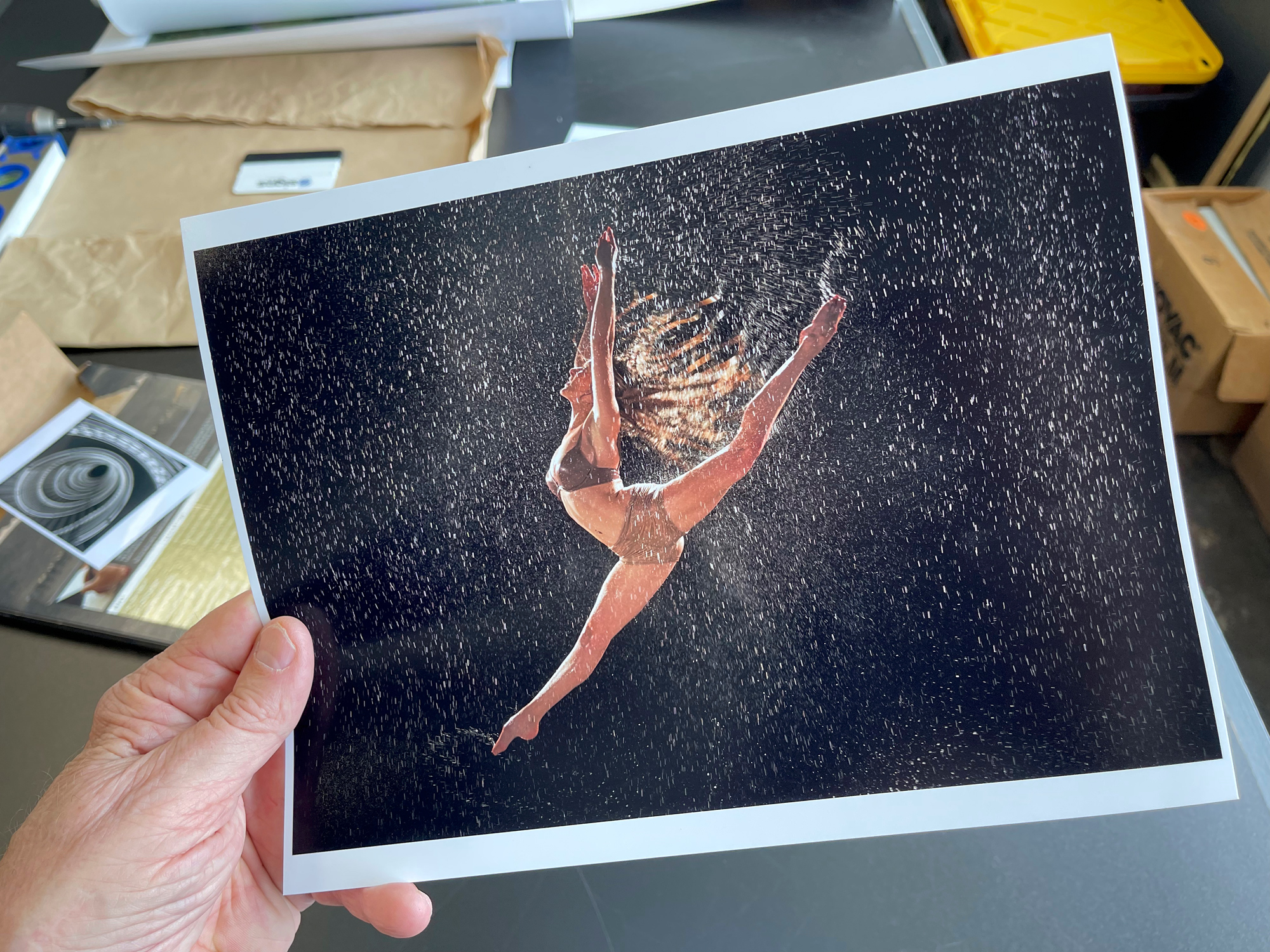 Holding a print in your hands has its own emotional satisfaction attached to it