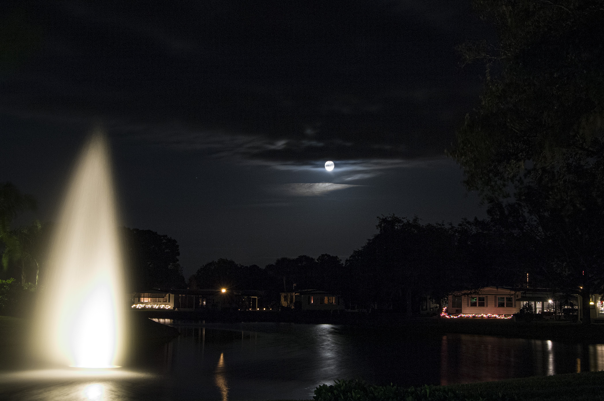 Night-on-the-Pond