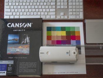 "Canson Baryta Photogrphique II – Matt (""CBP2M"")"