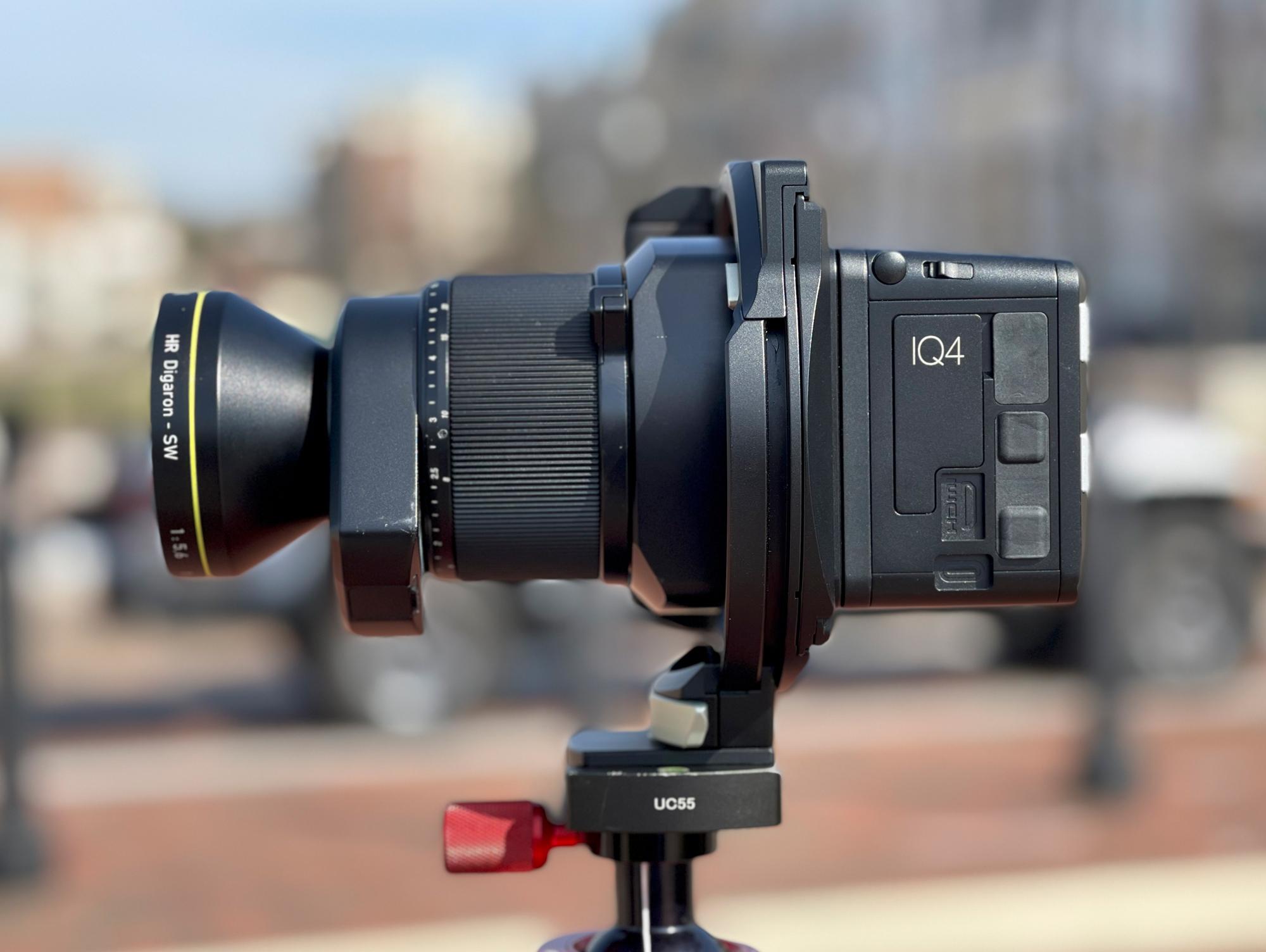 The Phase One XT Camera