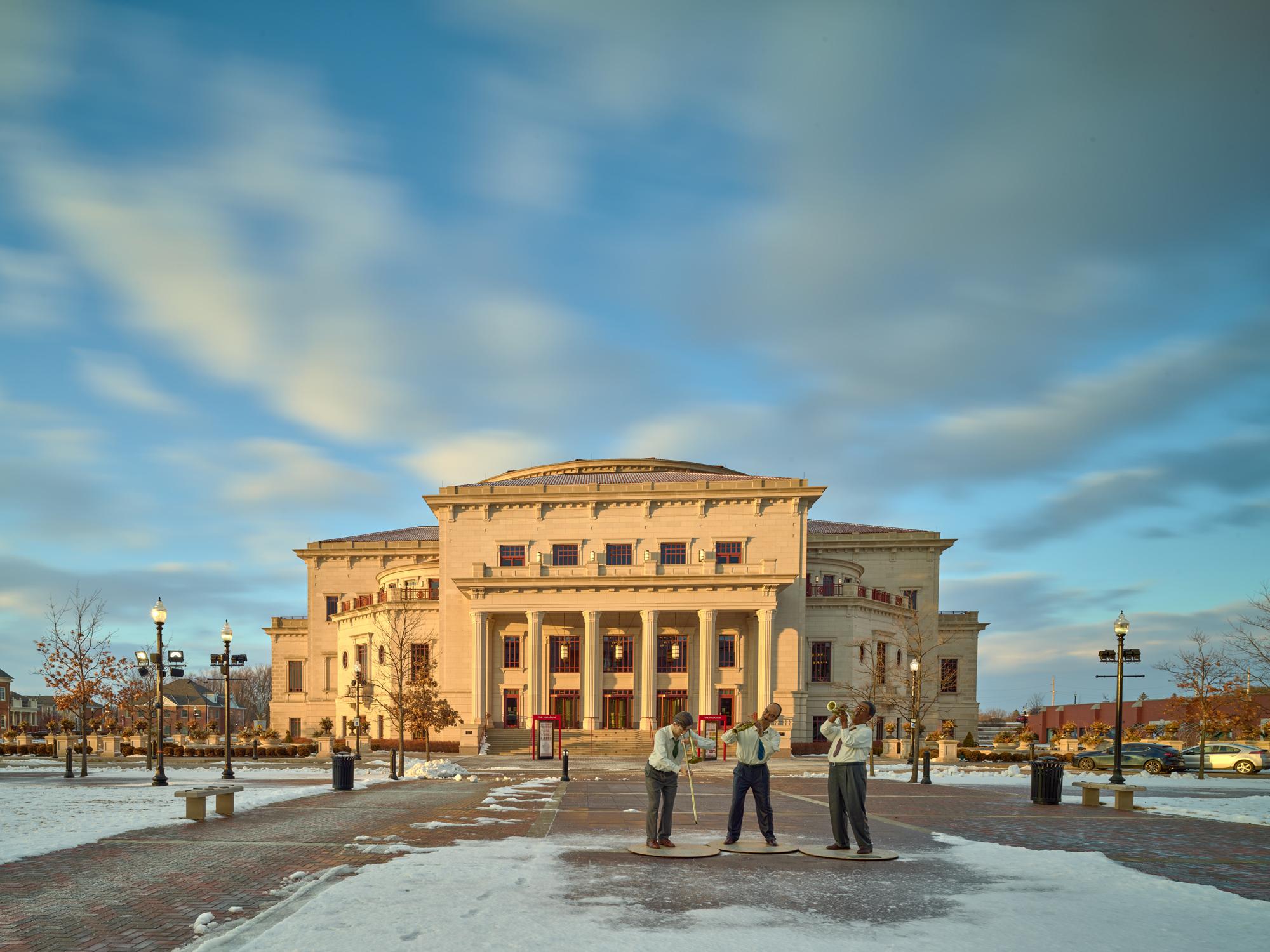 Carmel, IN Performing Arts Center