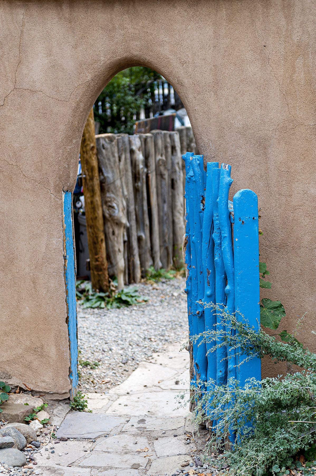 Blue-Gate