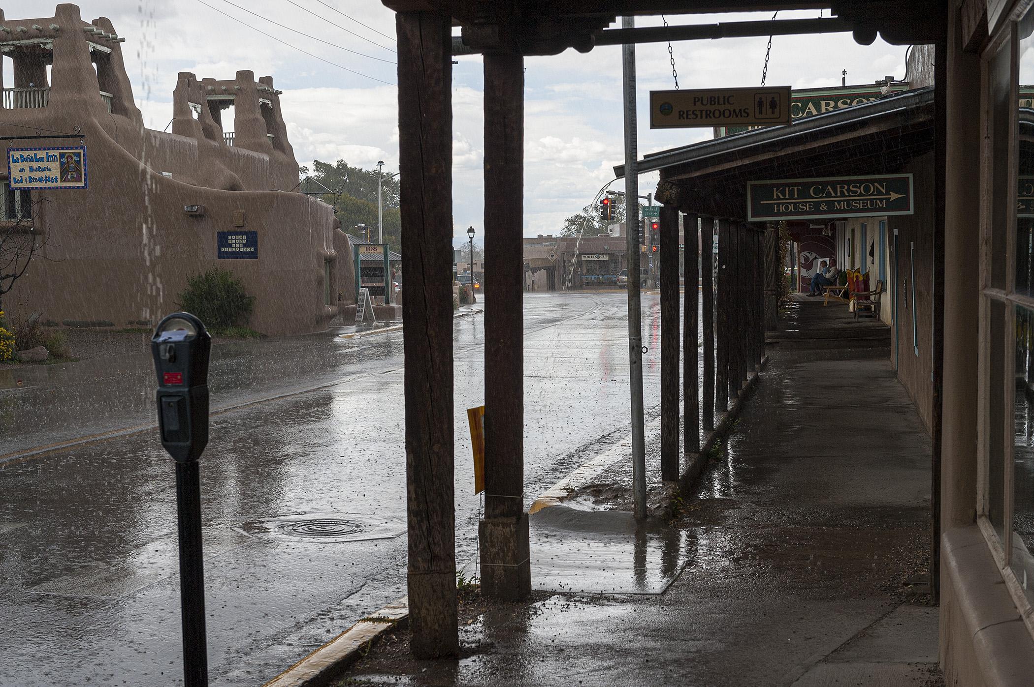 Taos-Rainstorm