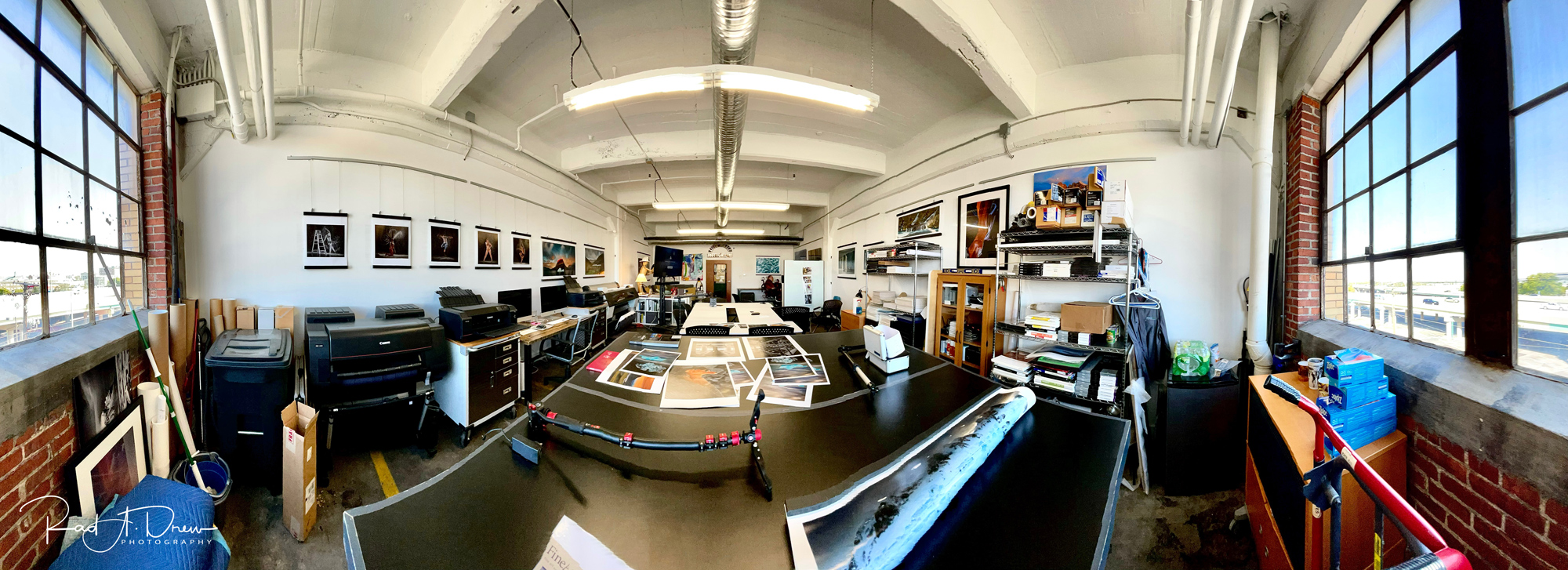 My friend and PXL Auntor Rad Drew shot this pano when he visited last week