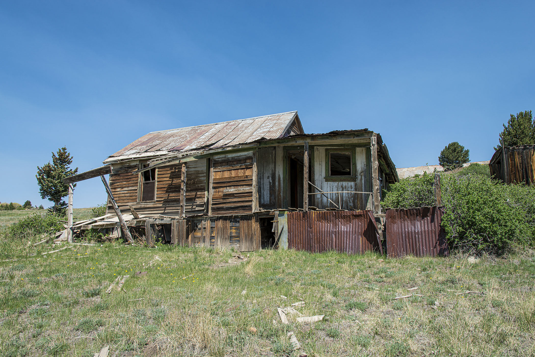 Gold-Miners-House