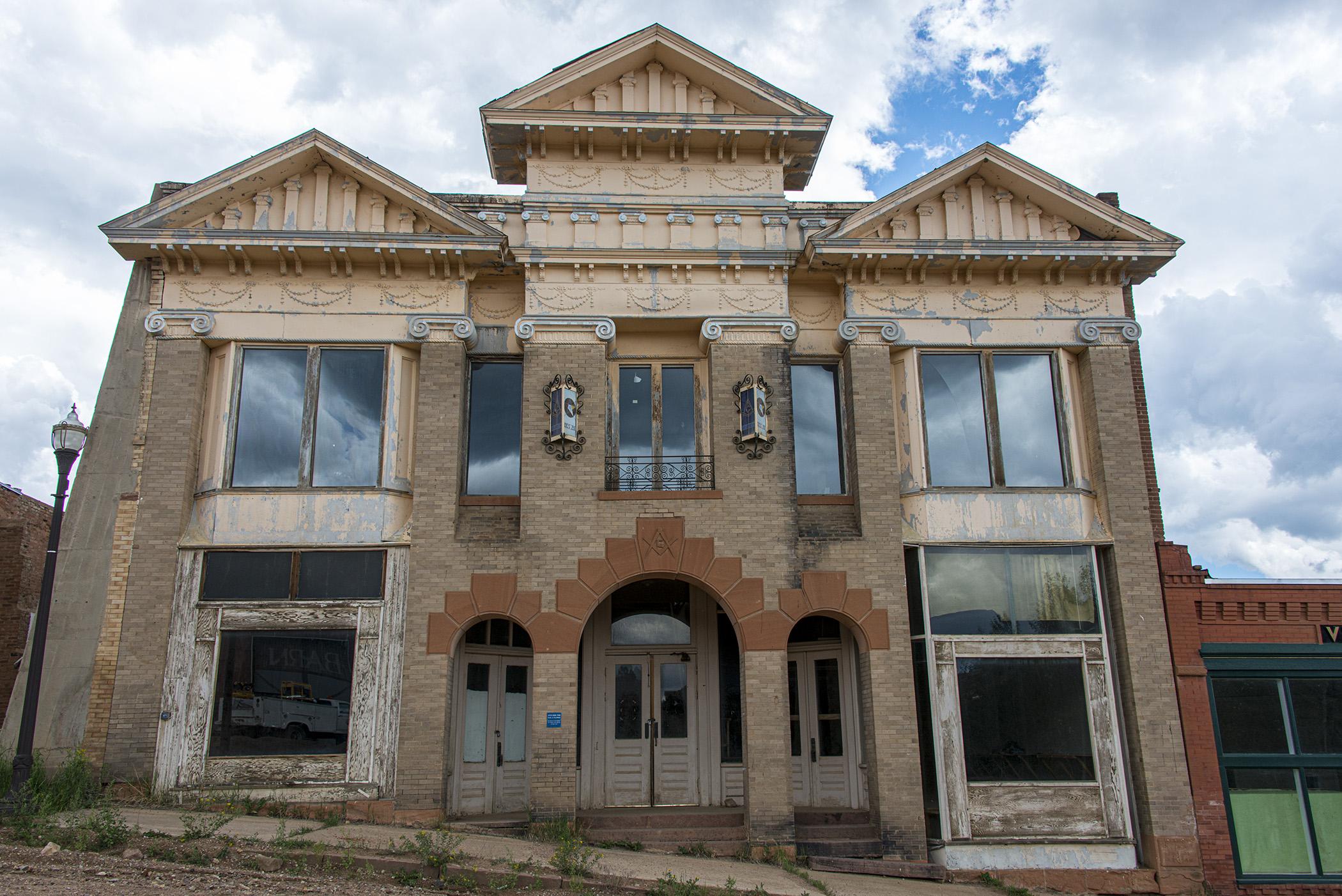 Masonic-Temple-Victor-Colorado