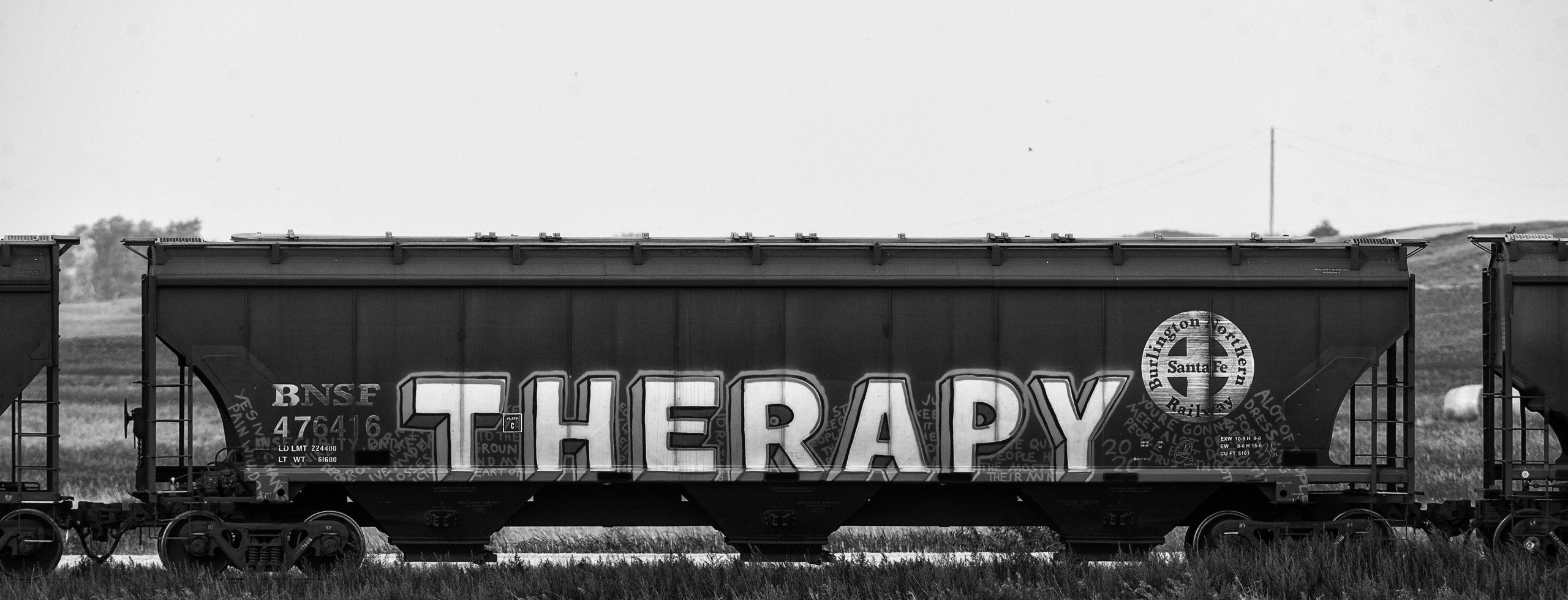 Copr. Daniel Smith , Railroad therapy