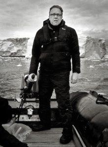 Kevin Raber, In Antarctica