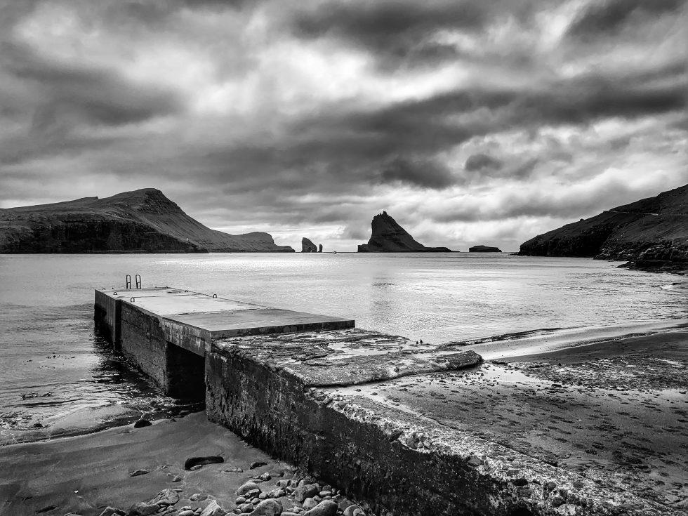 Faroe Islands Wharf