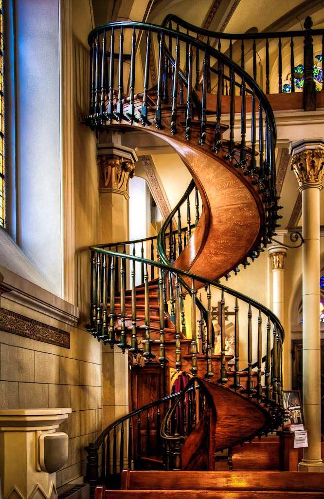 Miraculous Staircase