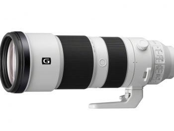 Sony Announces New FE 200-600mm F5.6-6.3 G OSS Super-telephoto Zoom Lens