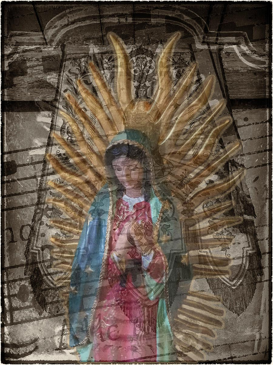 A New Allegory: San Juan Bautista