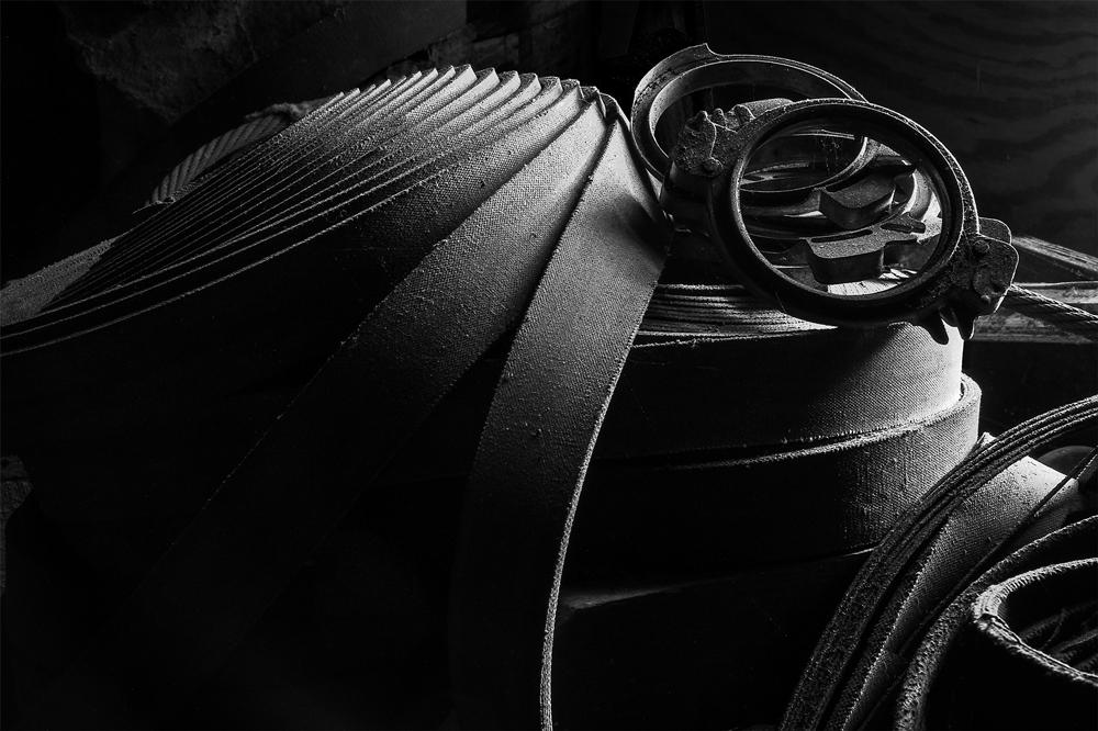 Machine Belts & Rings