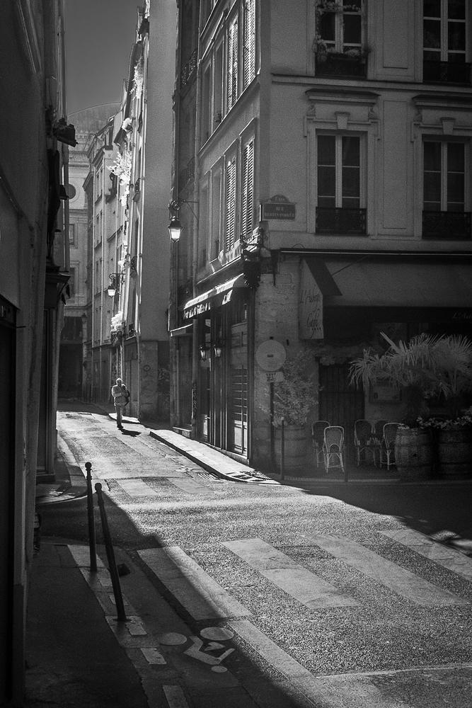 Early Paris Morning