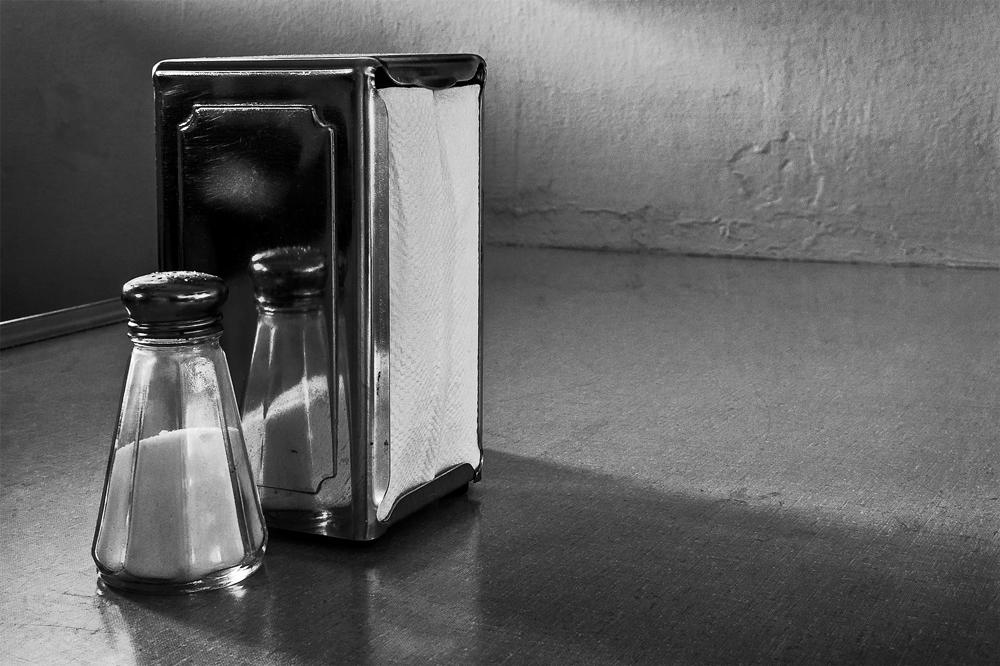 Napkins and Salt
