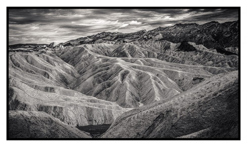 Death Valley B&W