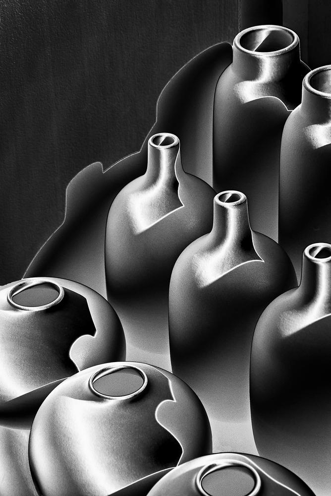 Solar Pottery - Final Image