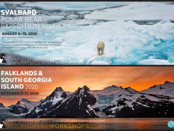 South Georgia and Svalbard Workshops