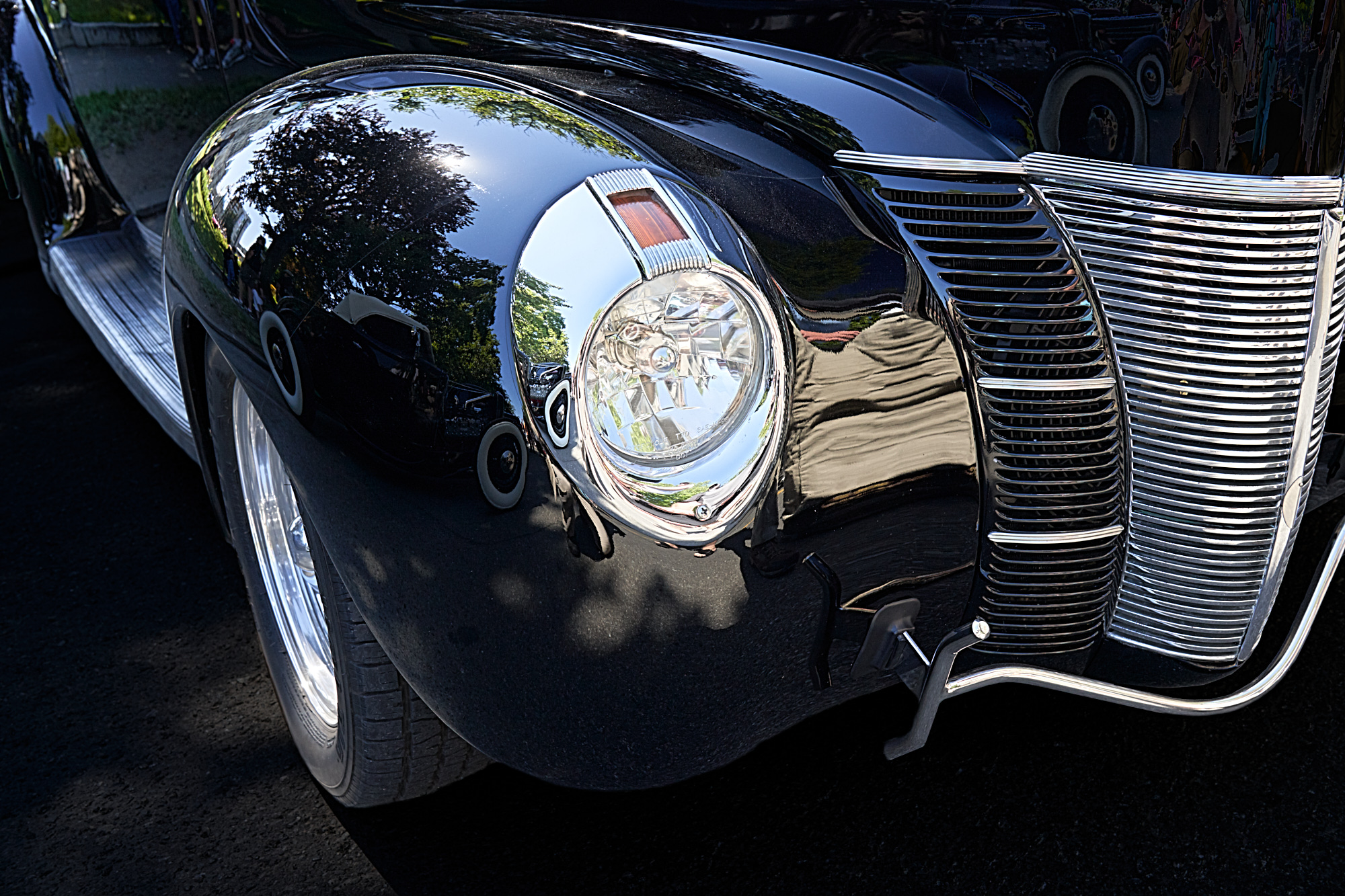 Reflections - 1940 Ford Coupe