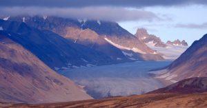 So many glaciers