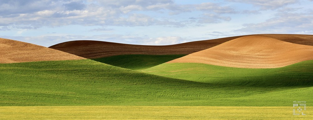 The Palouse By Kevin Raber