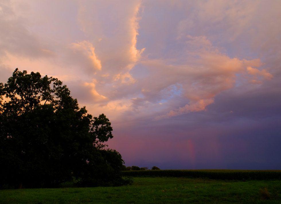Rainbow Gone