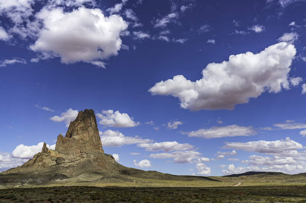 Agathla Peak, Navajo Reservation