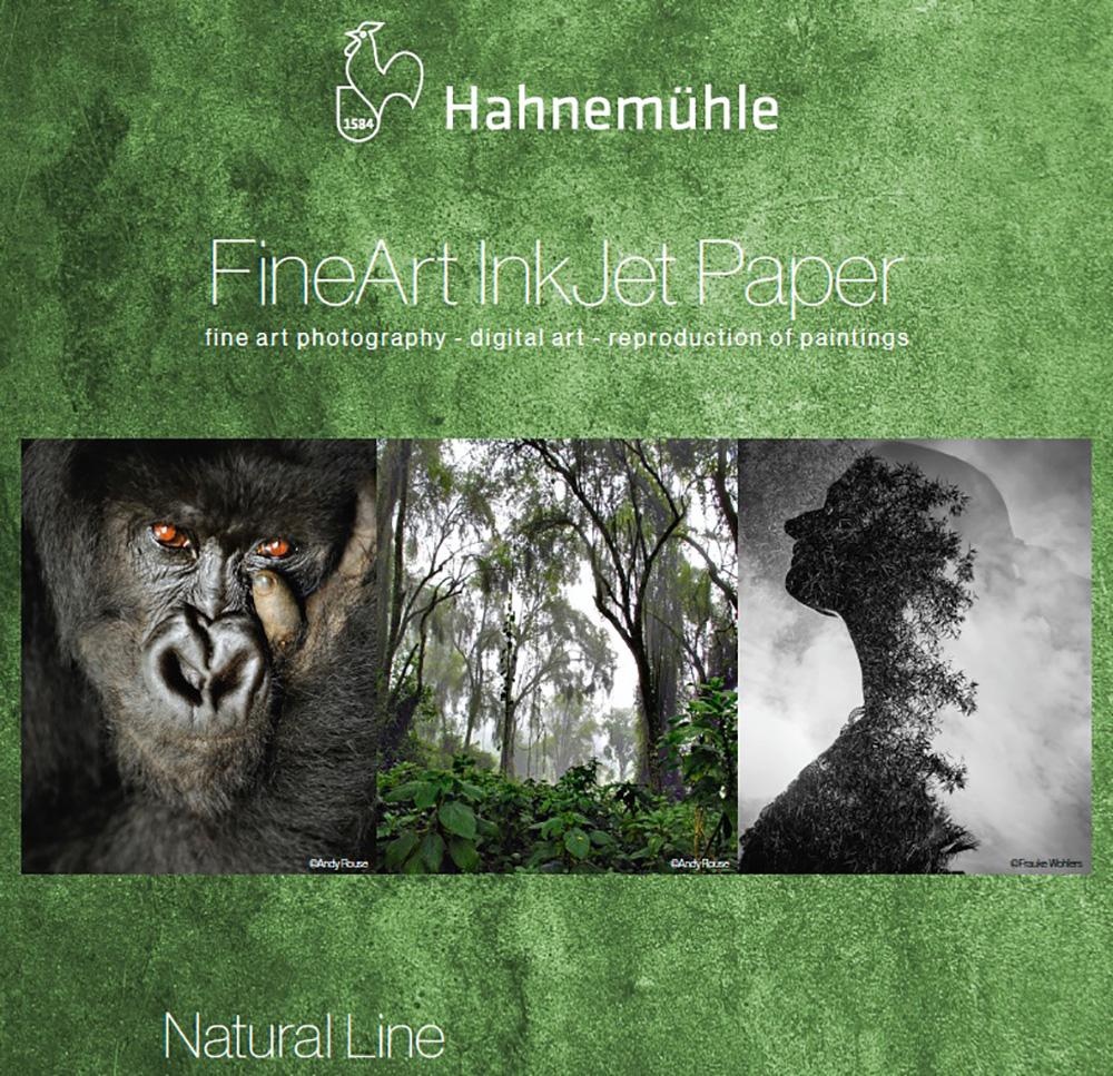 1. Hahnemuehle Natural Line