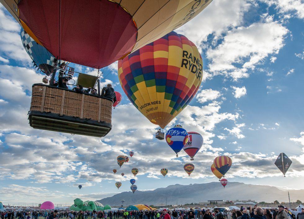Albuquerque Ballon Fest