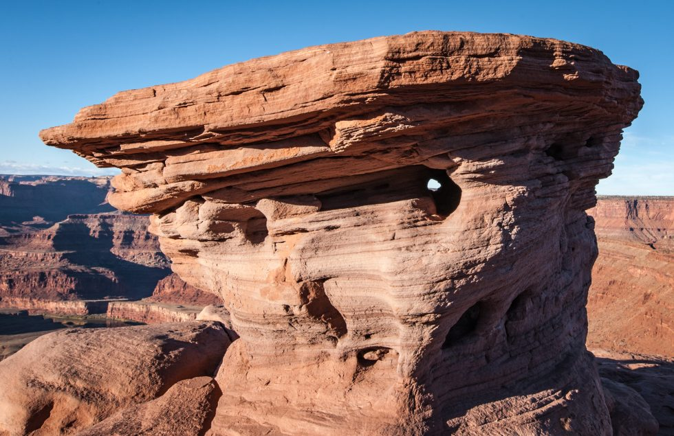 Funny Rock Guy – Canyonlands NP