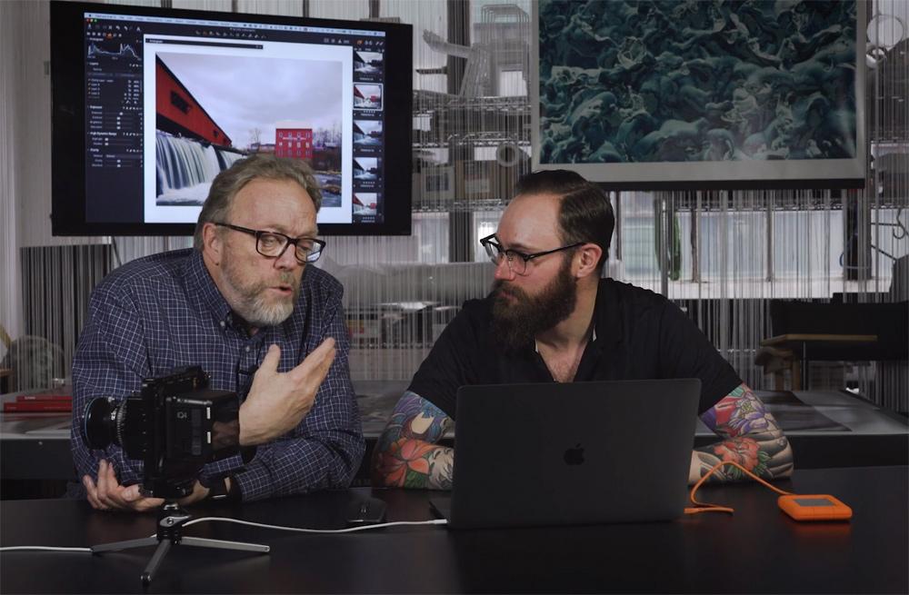 Kevin Raber and Drew Altdoerffer