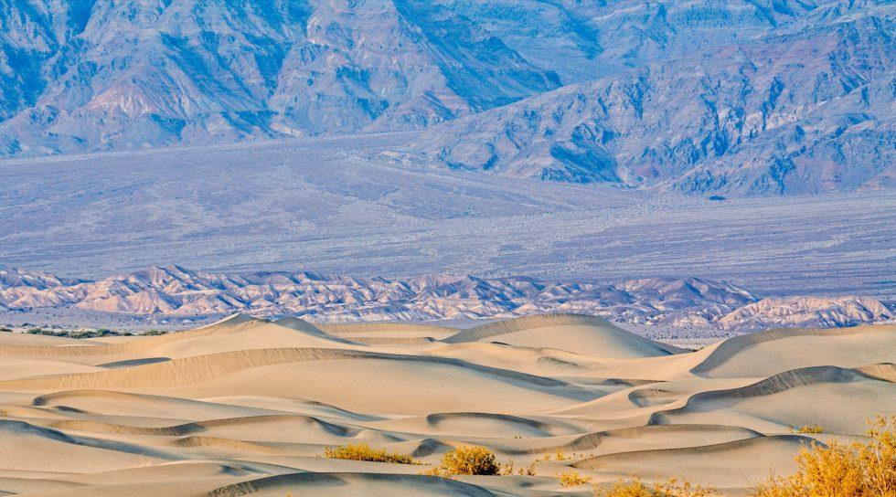 Sand Dunes – Death Valley, CA
