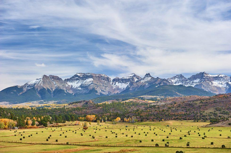 Double RL Ranch Dallas Divide Colorado