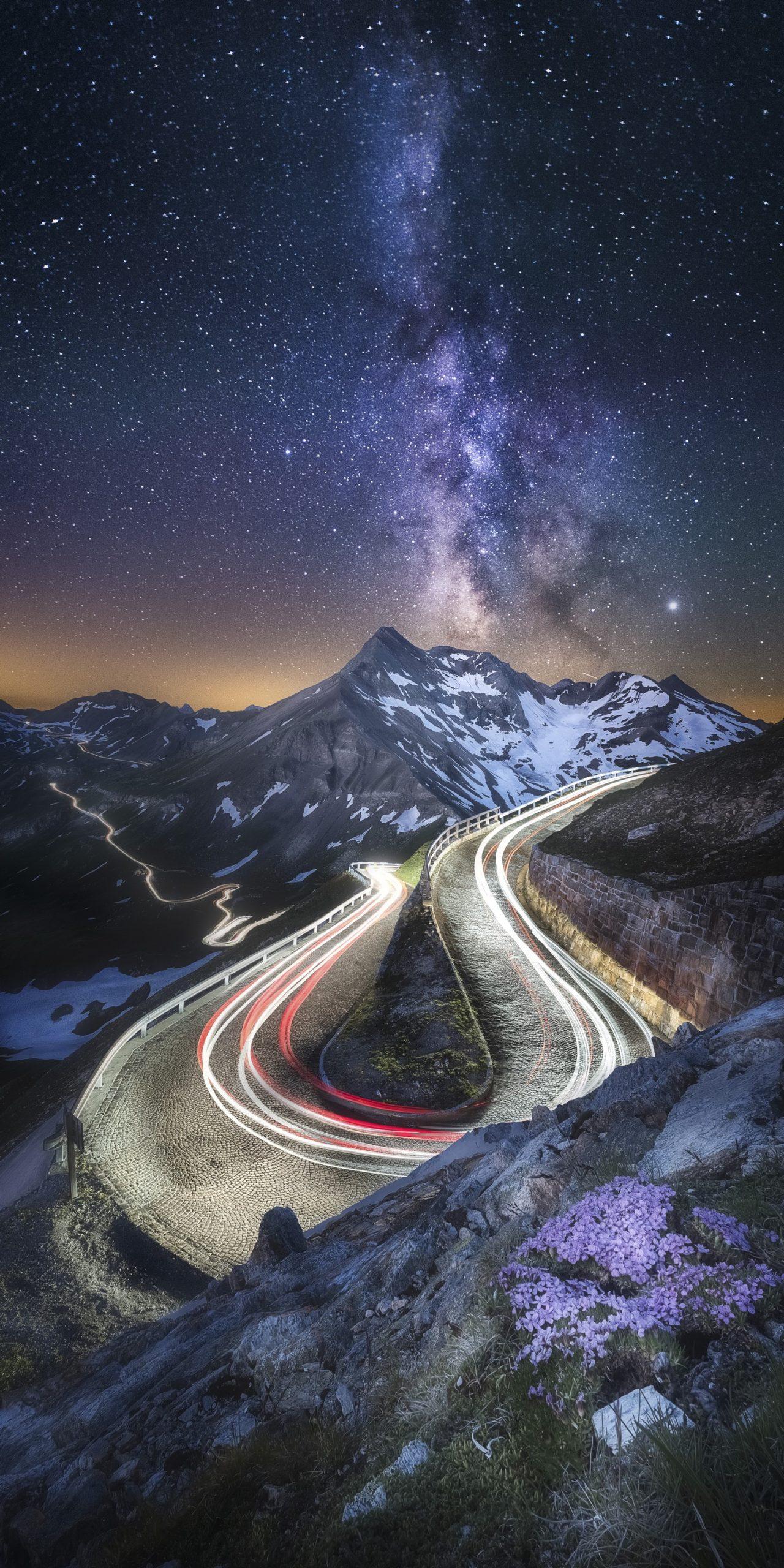 'Milky Way', Grossglockner High Alpine Road, Austria – Daniel Trippolt