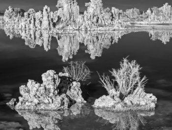 Mono Lake. Lee Vining, California