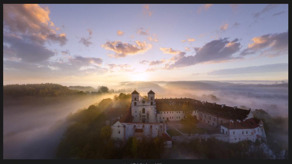'Tyniec Monastery', Poland – Lukasz Czech
