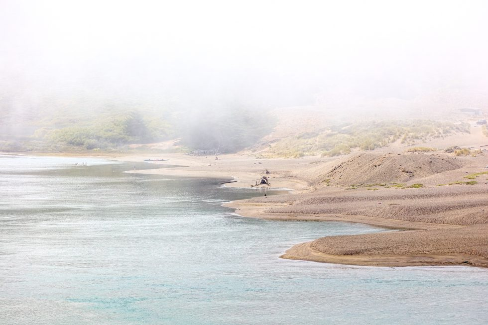 Fog – Russian River mouth
