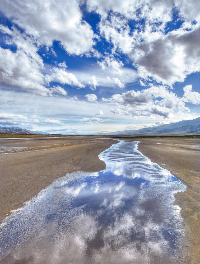 Playa Reflections