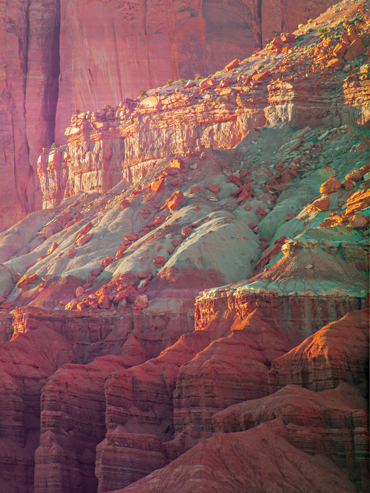 Capitol Reef Afternoon