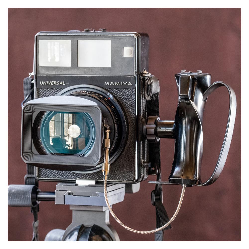 The Lud-O-Flex Camera by Carl Corey