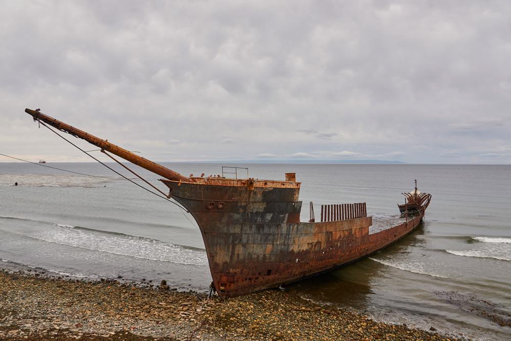 Punta Arenas Shipwreck