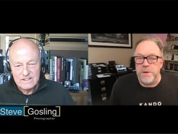A Conversation With Steve Gosling